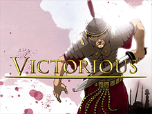 Победоносные – автомат для зарегистрированных в казино Вулкан