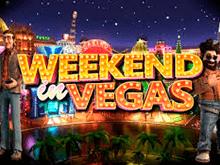 Играть на деньги в автомат Уикенд В Вегасе